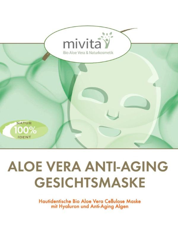 3 x Gold Perfect Anti Aging Maske