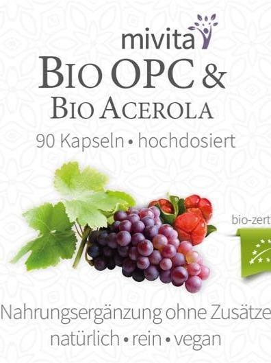 Bio OPC mit Bio Acerola